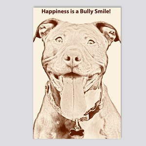 Pit Bull 15 Postcards (Package of 8)