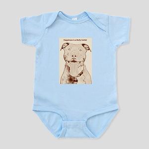Pit Bull 15 Infant Bodysuit