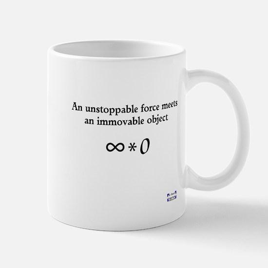 Cute Unstoppable Mug