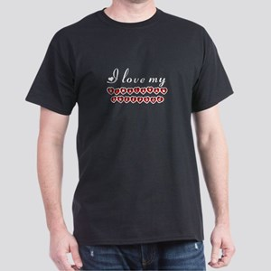 I love my Himalayan Sheepdog Dark T-Shirt