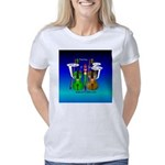 SquareGreenBrown Women's Classic T-Shirt