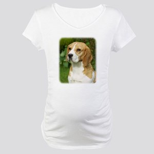 Beagle 9K34D-17 Maternity T-Shirt