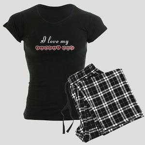 I love my Kangal Dog Women's Dark Pajamas
