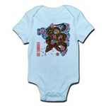 Snake and cherry Infant Bodysuit