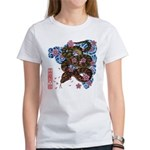Snake and cherry Women's T-Shirt