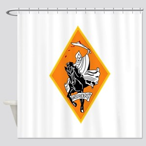 VF-142 Ghostriders Shower Curtain