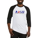 ACLU - Enemy of the State Baseball Jersey