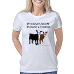 I'm Crazy About Pumpkin an Women's Classic T-Shirt