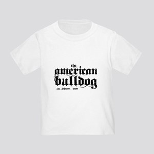 American Bulldog Toddler T-Shirt