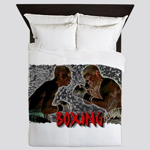 boxing Queen Duvet