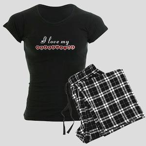 I love my Porcelaine Women's Dark Pajamas
