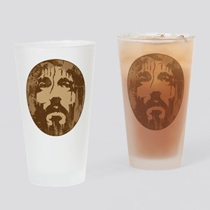 Face of Jesus Drinking Glass