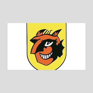 Luftwaffe Secret Project 38.5 x 24.5 Wall Peel