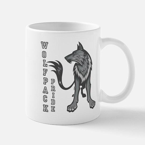 Wolf Pack Pride! Mug