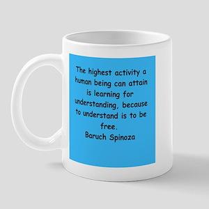 Spinoza Mug