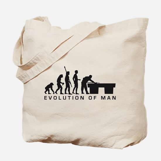 Cute Snooker Tote Bag