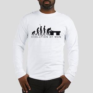 Evolution Billard B Long Sleeve T-Shirt