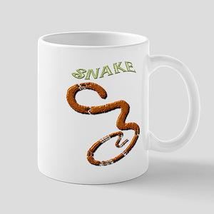 Brown Snake Mug