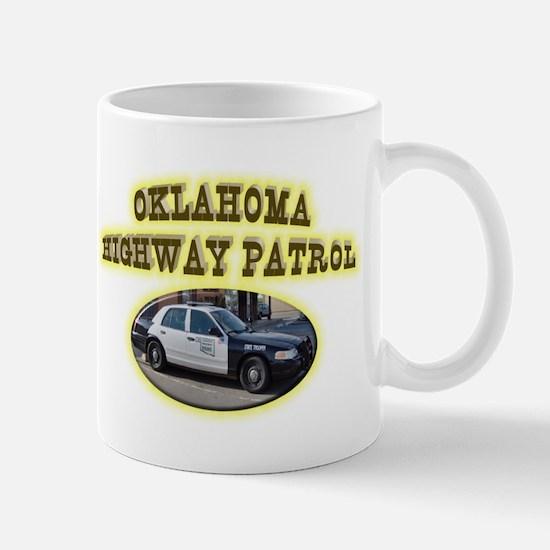 Oklahoma Highway Patrol Mug