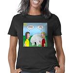 Popcorn Igloo Women's Classic T-Shirt