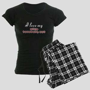 I love my Thai Bangkaew Dog Women's Dark Pajamas