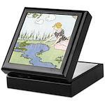 Price's Frog Prince Keepsake Box