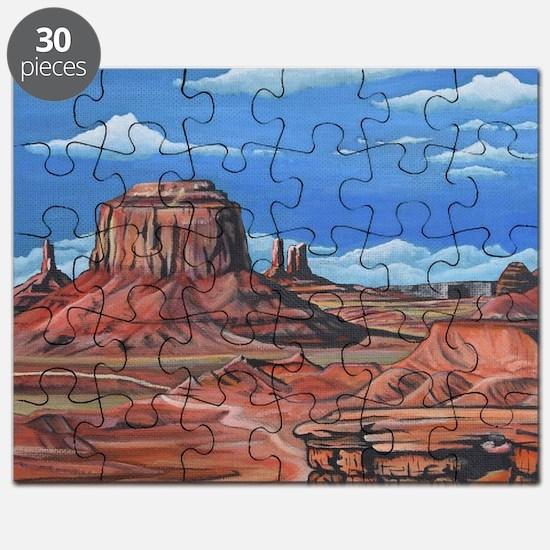 Cute West point Puzzle