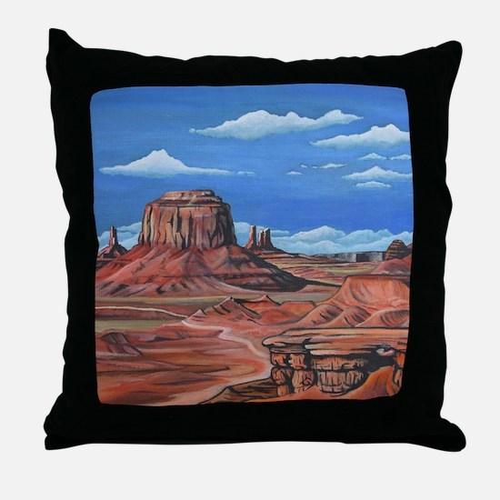Unique West point Throw Pillow
