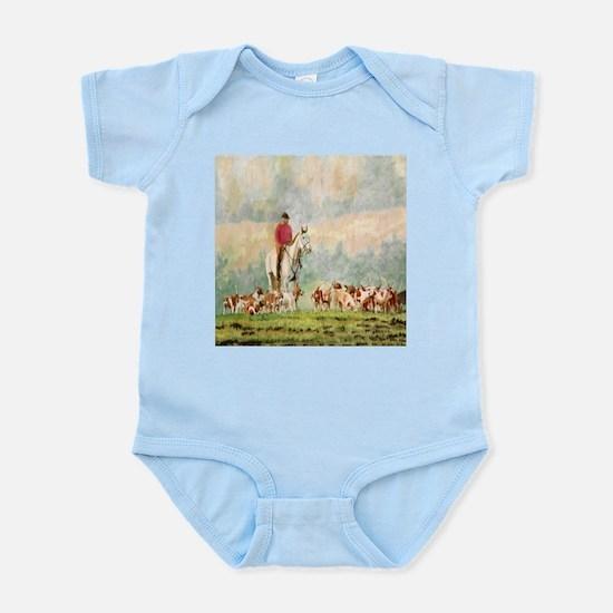 Foxhunt Infant Bodysuit