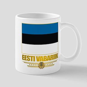 """""""Estonia Flag"""" Mug"""