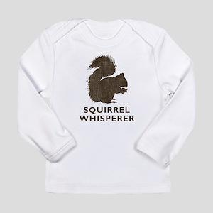 Vintage Squirrel Whisperer Long Sleeve Infant T-Sh