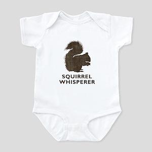 Vintage Squirrel Whisperer Infant Bodysuit