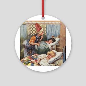 Bowley's Hansel & Gretel Ornament (Round)