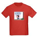 Lucy in Love Kids Dark T-Shirt