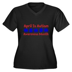 Autism Awareness Month autismawareness2012 Women's