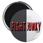 Fight Junky Magnet