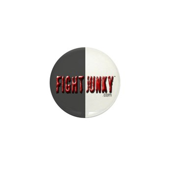Fight Junky Mini Button