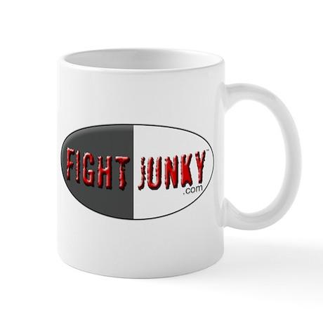 Fight Junky Mug