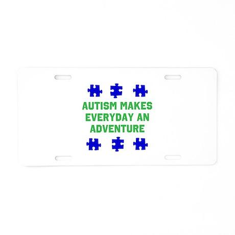 Autism Adventure autismawareness2012 Aluminum Lice
