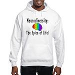 """Neurodiversity"" Hooded Sweatshirt"