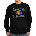 """""""Neurodiversity"""" Sweatshirt (dark)"""
