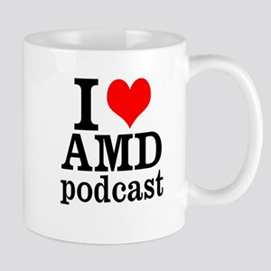I Heart AMD Mug