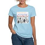 He's Alive-A Women's Light T-Shirt