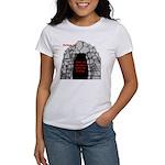 He is Risen!-A Women's T-Shirt