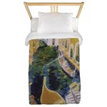 """Gondolier of Venice"" (TM) Twin Duvet"
