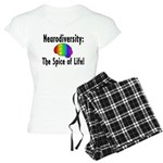 """Neurodiversity"" Women's Light Pajamas"