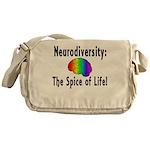"""""""Neurodiversity"""" Messenger Bag"""