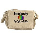 """Neurodiversity"" Messenger Bag"