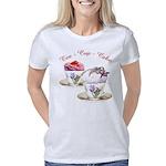 Tea Cupcake Women's Classic T-Shirt