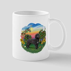 Bright Country - PWD2blk Mug